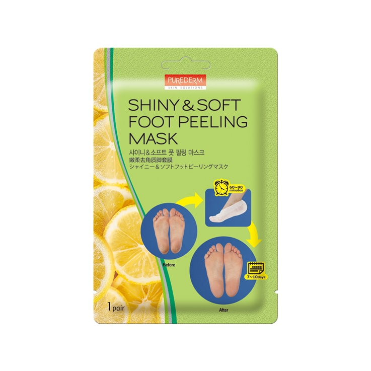 37. ADS355 Shiny&Soft Foot Peeling Mask-min