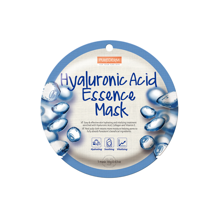 64. ADS 814 Hyaluronic Acid Essence mask