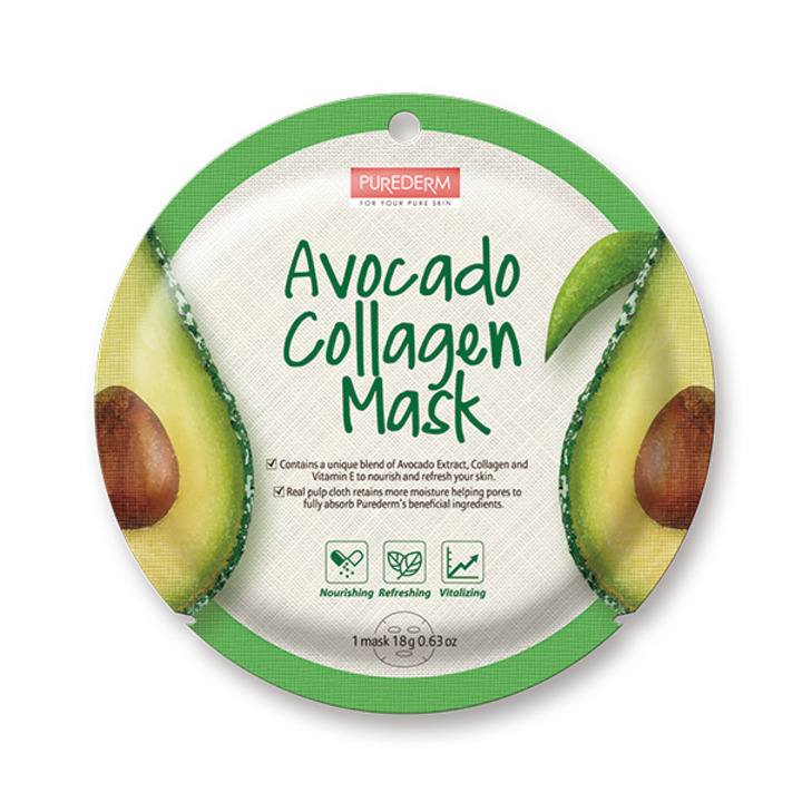 65. ADS 802 Avocado Collagen Mask
