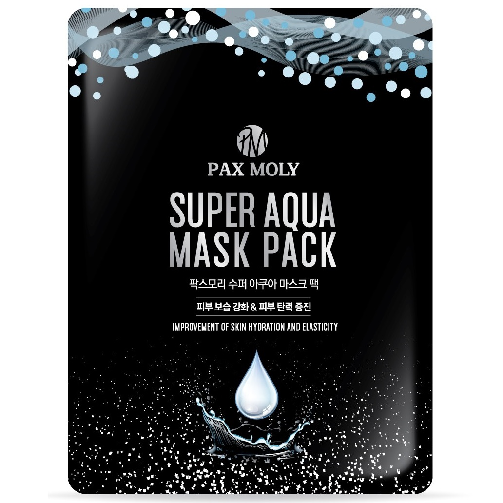 PAX-MOLY-Super-Aqua-Mask-Pack